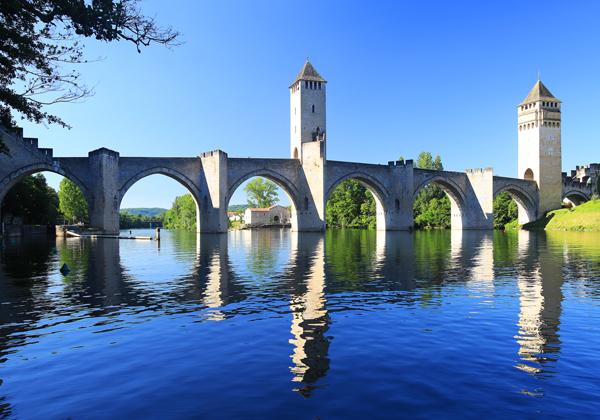 Pont Valentre.